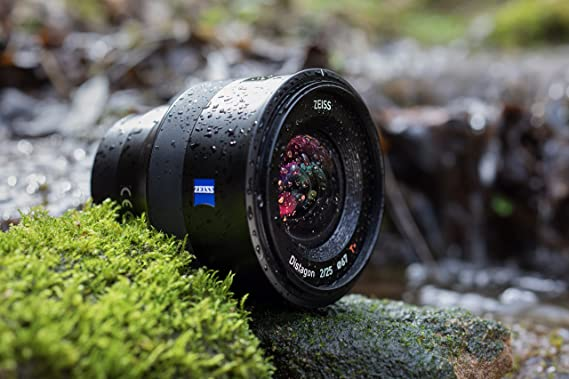 Carl Zeiss Batis 2/25 Lens Premium Kit para spiegellose Formato Completo Sistema de cámara Negro: Amazon.es: Electrónica