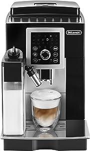 Delonghi ECAM23260SB Magnifica Smart Espresso & Cappuccino Maker, Black (Renewed)