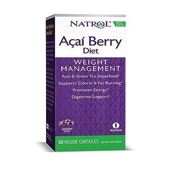 Natrol Acai Berry Diet 60 Capsules