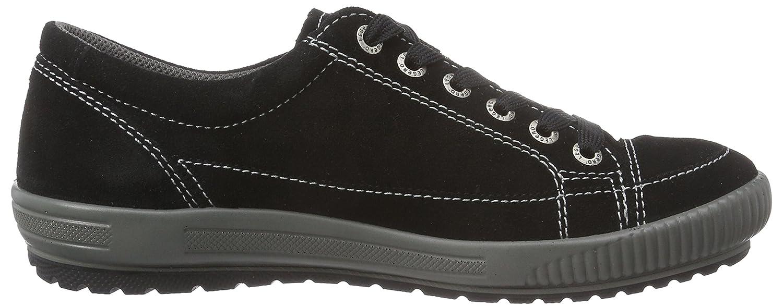 Legero Tanaro Damen Sneakers Schwarz 00) (Schwarz 00) Schwarz c0b0f6