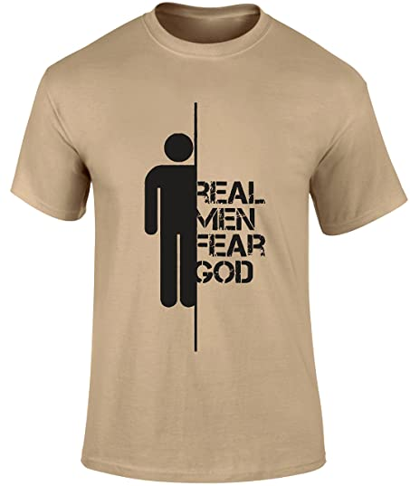 Real men fear god christian gospel church scriptures men t shirt real men fear god religious gospel slogan christian family church men t shirt grey negle Gallery