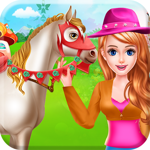 Horse Care and Riding  - A game to show your love for animals and take care of your pet horse