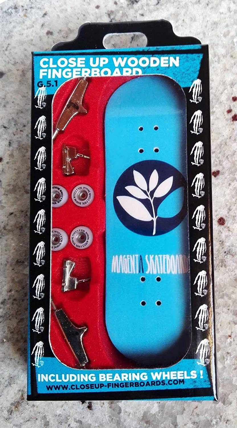 Close Up Complete G51 Fingerboard Complete