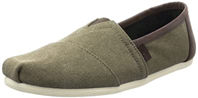 747c98cd420 Image Unavailable. Image not available for. Color  TOMS Men s Classic  Washed Canvas ...