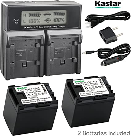 Price includes express shipping Kastar Battery LCD Fast