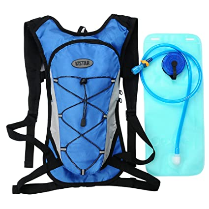 c3bcf4143f Hydration Pack Backpacks with 2 L Backpack Water Bladder for Hiking,  Cycling, Running,