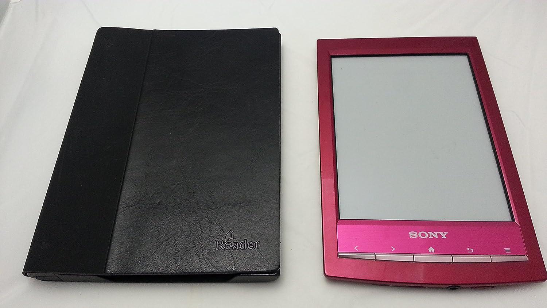 Sony PRS-T1 6 Touch Screen 2 GB WiFi Rojo Lector E-Book: Amazon.es ...