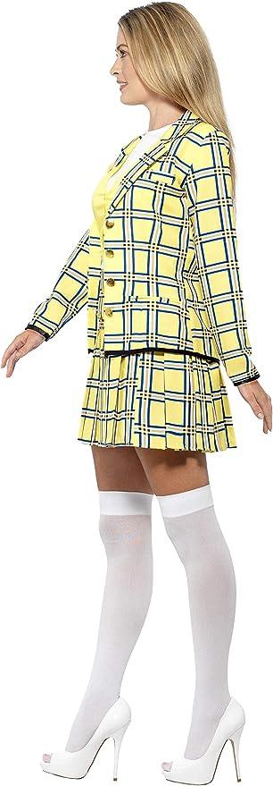 Amazon Com Clueless Cher Costume Clothing