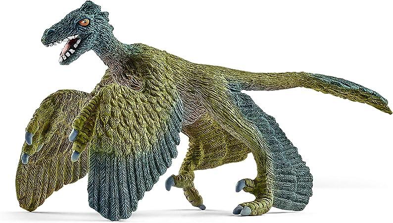 Schleich piumato Raptors 42347-DINOSAURI 3 inclusa-giocattolo per bambini-NUOVO