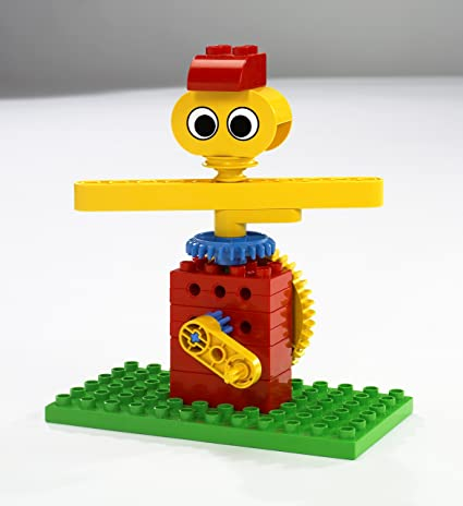 Lego 9656 Early Simple Machines Set Amazon Business