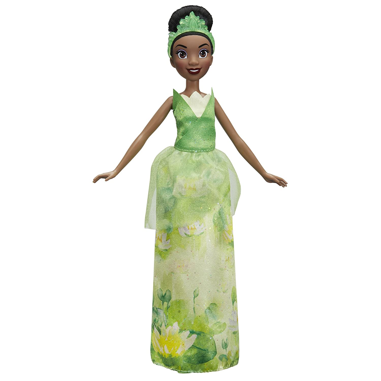 Disney Princess Royal Shimmer Tiana Doll Hasbro E0279