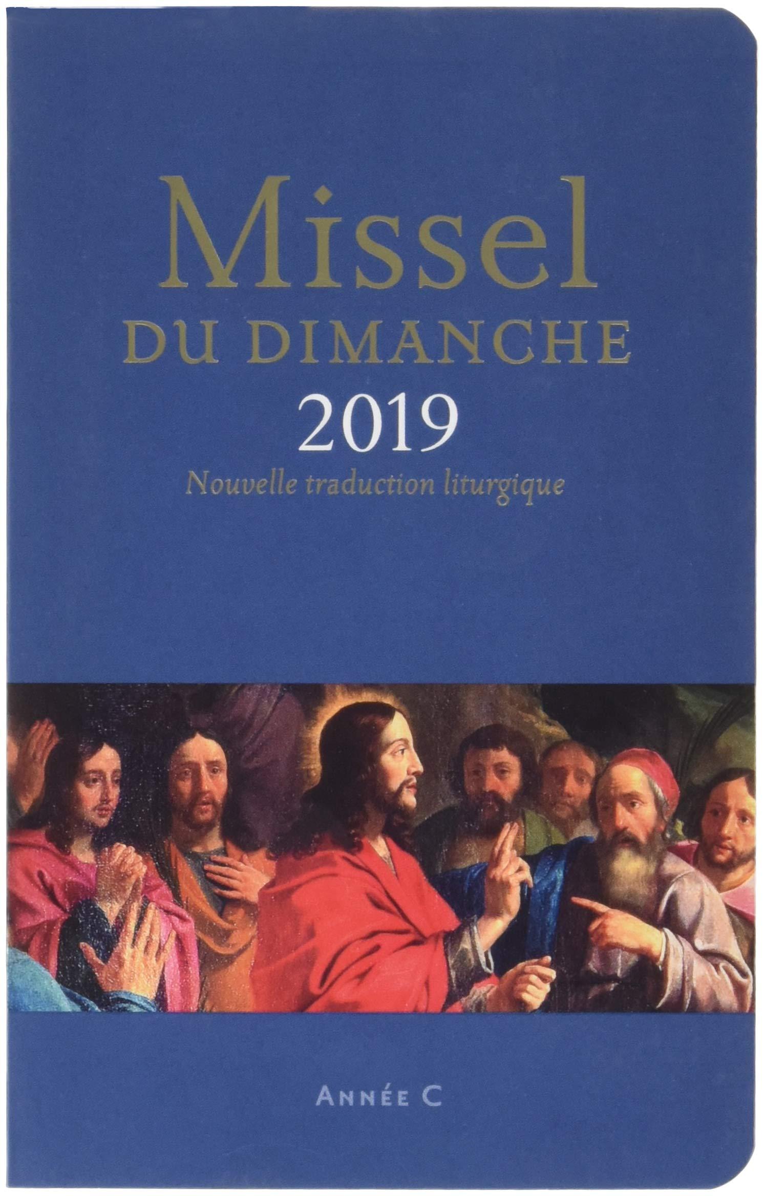 CATHOLIQUE TÉLÉCHARGER 2018 MISSEL