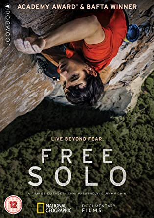 8a1dcc20a Free Solo [DVD]: Amazon.co.uk: Jimmy Chin, Tommy Caldwell, Alex ...