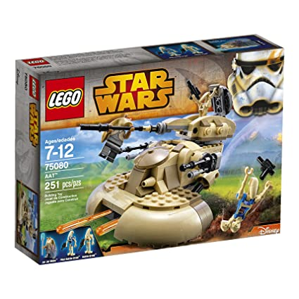 View Lego Instructions For Aat Set Number 75080 To Help You Build