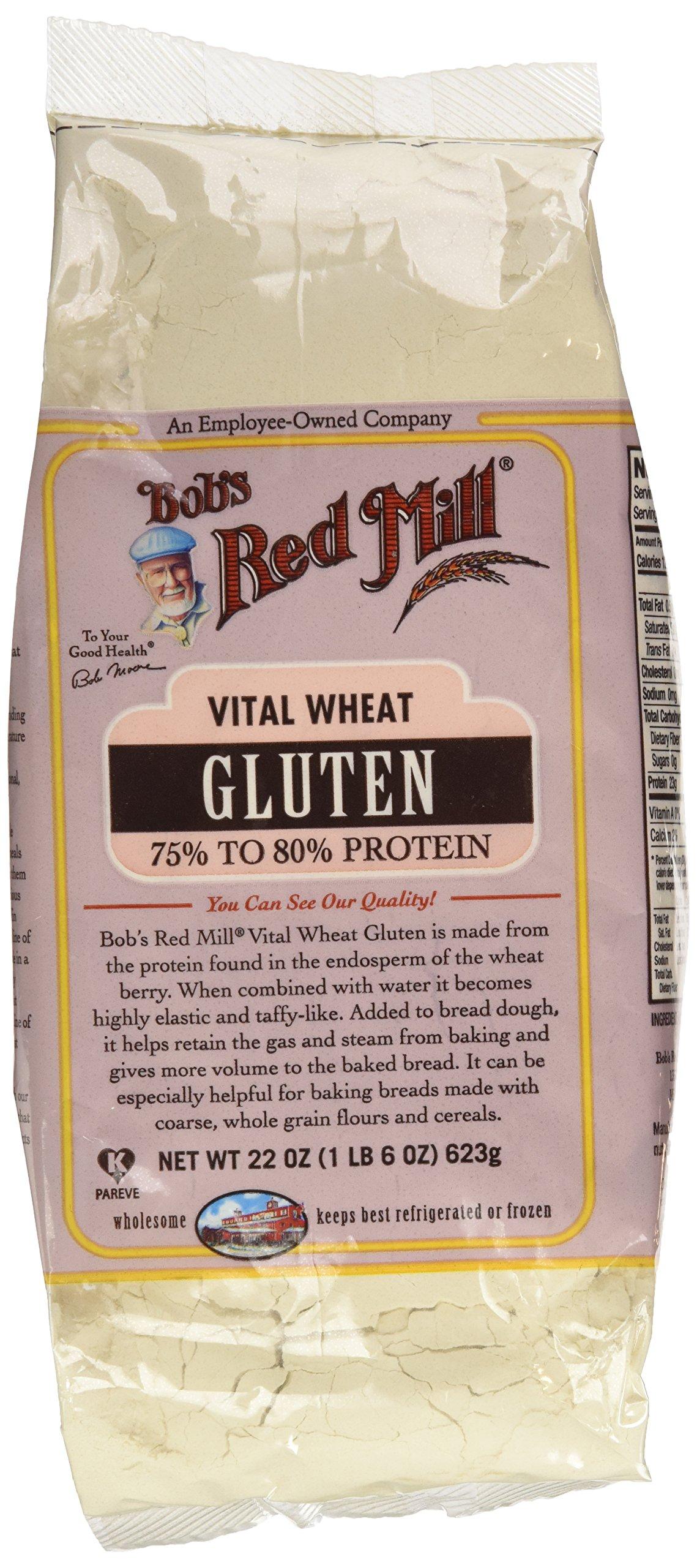 Amazon.com : Bob's Red Mill Garbanzo Bean Flour - 16 oz