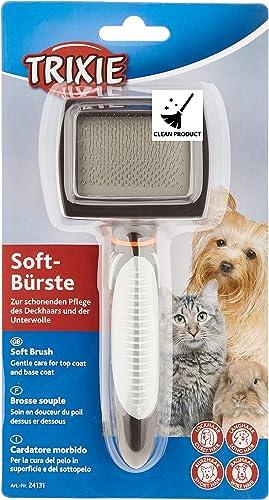 Trixie-24131-Softbürste-Kunststoff