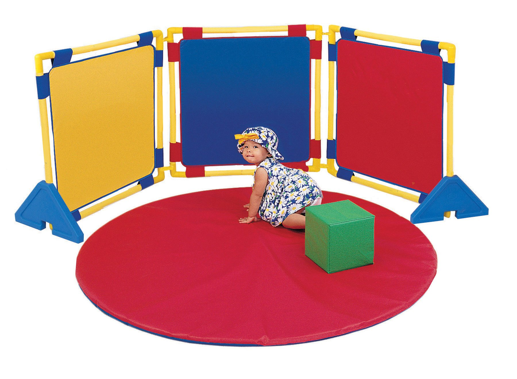 3 Square PlayPanel Set