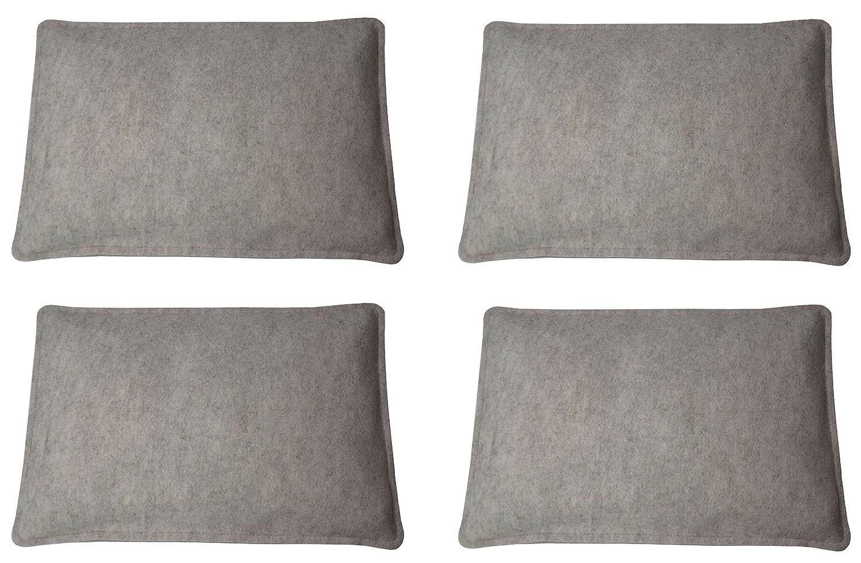 Fieltro de Kult - Cojín para muebles de jardín, 4 unidades ...