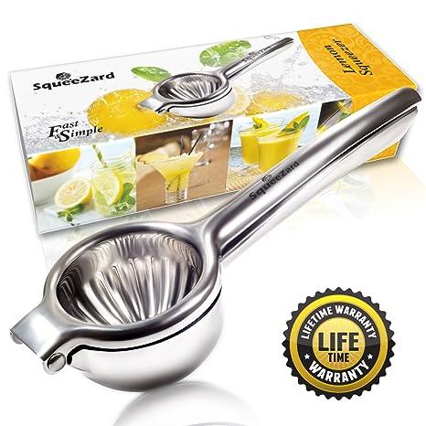 Amazon.com: squeezard – Exprimidor de limones – Exprimidor ...