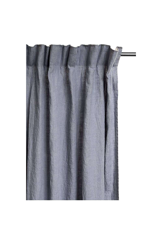 ヒムラサンシャインカーテン(見出しテープ付き)、140x290cm、静か   B018NIGK1I