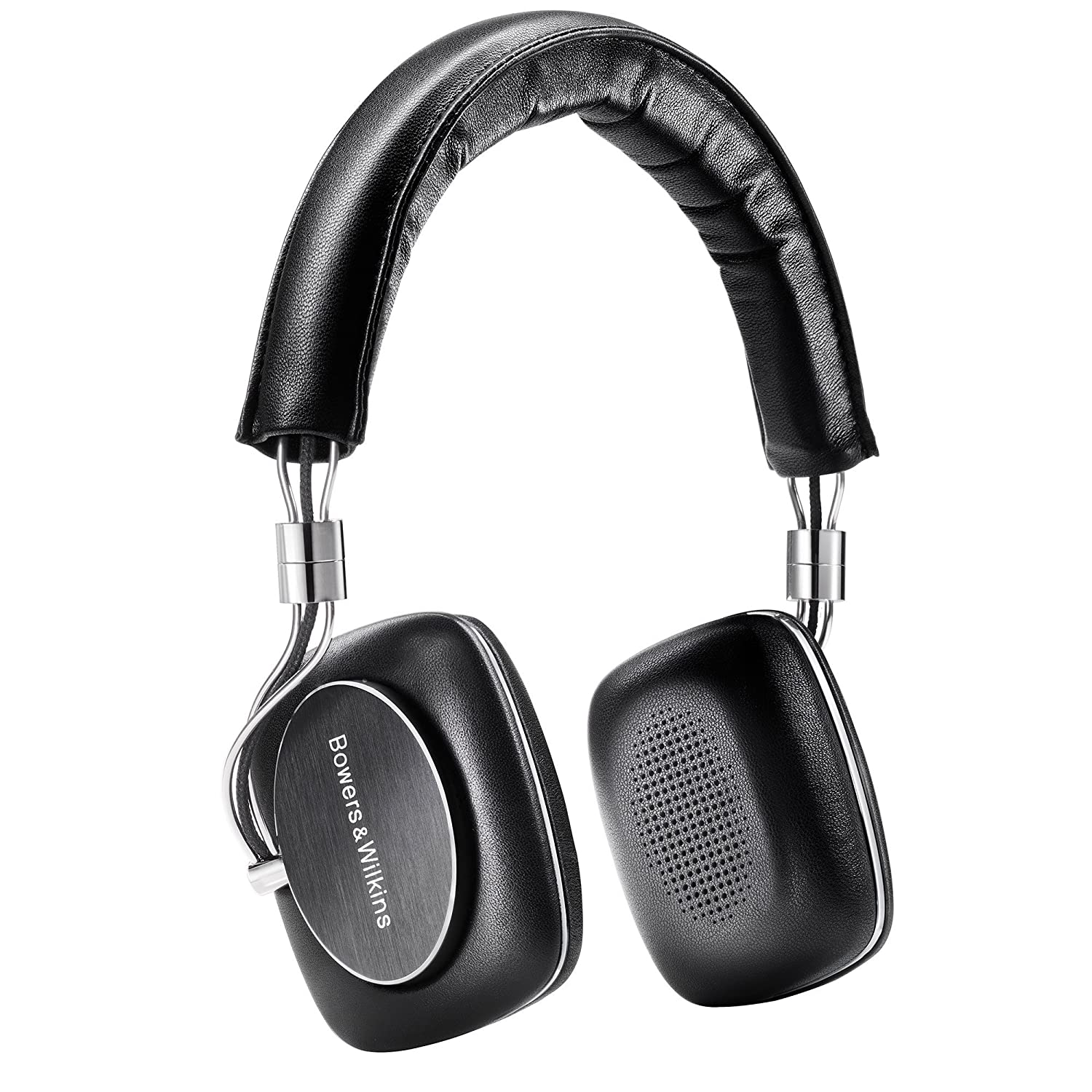 Bowers Wilkins P5 Series 2 On Ear Headphones With Hifi Px Active Noise Cancelling Wireless Drivers Wired Black Home Audio Theater