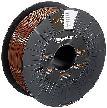 AmazonBasics - Filamento para impresora 3D, ácido poliláctico (PLA ...