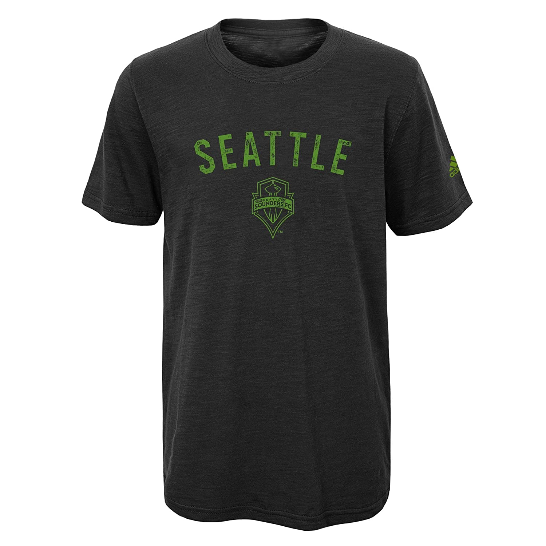 素晴らしい品質 OuterStuff MLS スラブTシャツ キッズ&ユースボーイズ B01MYF1SDA 街での着用に Large MLS (7) (7) ブラック B01MYF1SDA, カミサトマチ:645a0d11 --- a0267596.xsph.ru