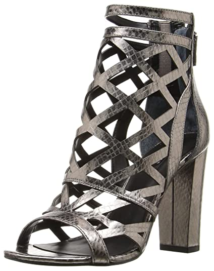 04b9dceeb20 GUESS Women s Eriel Caged Heels  Buy Online at Low Prices in India ...