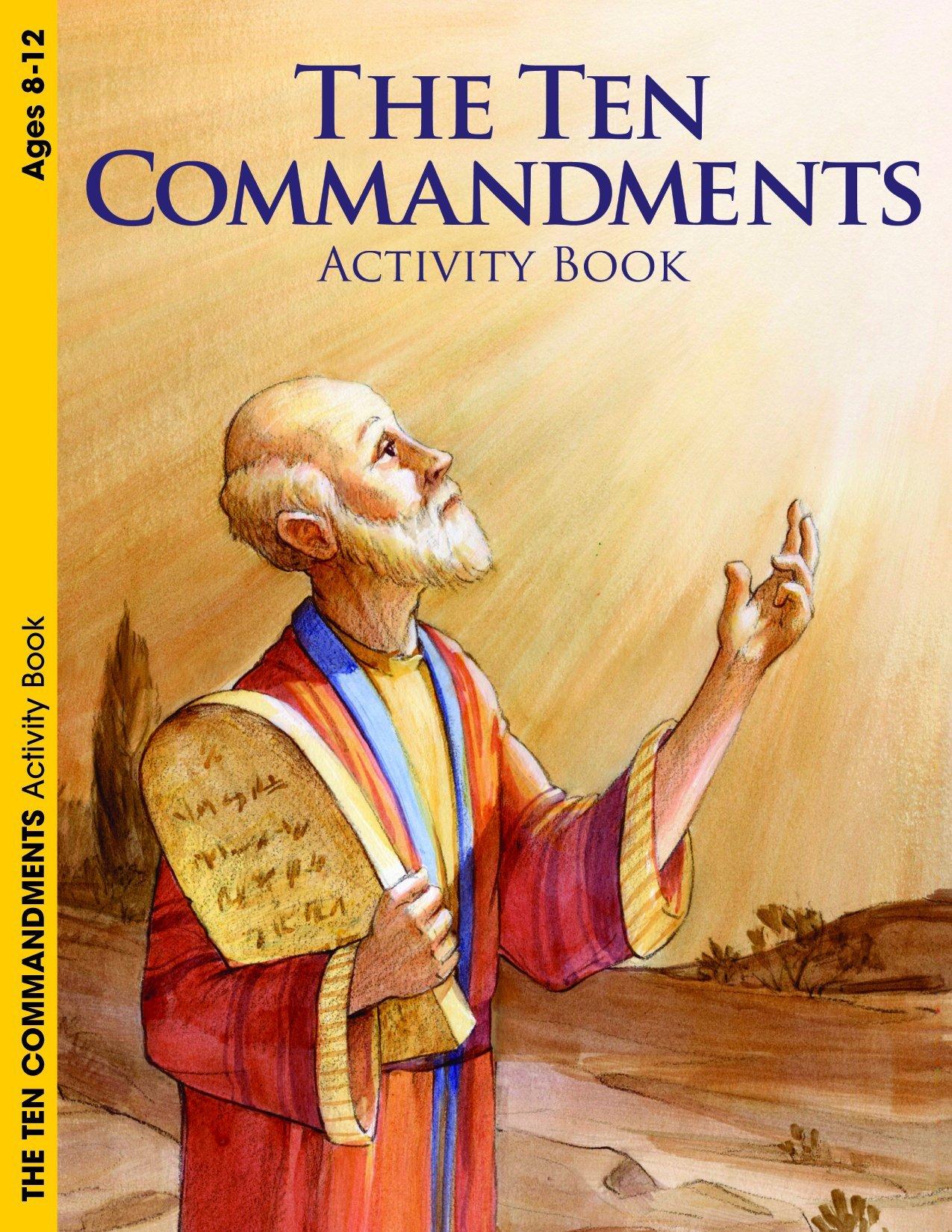 Download The Ten Commandments PDF