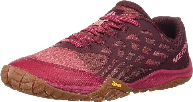 Merrell Trail Glove 4 Women 8.5: Amazon.es: Zapatos y complementos