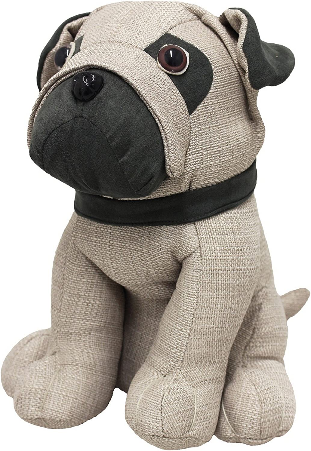 One Size Riva Home Pug Doorstop Multicolored