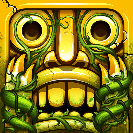 Scary Halloween Apps (Temple Run 2)