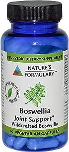 Boswellia Nature's Formulary 60 VCaps