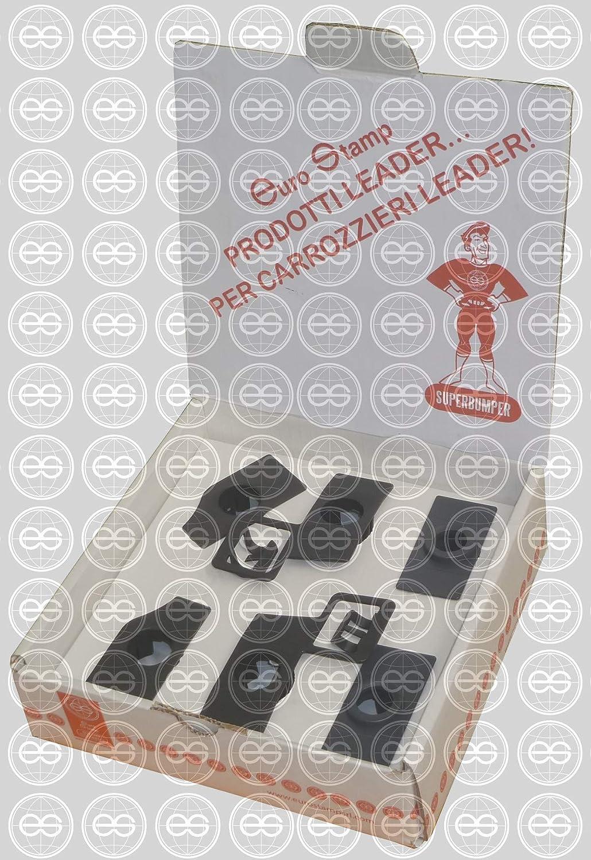 Euro Stamp 153.31.1600/Kit Rack Rear Parking Sensors