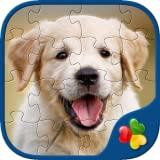 easy to draw pic - Dog Puzzles - Jigsaw Puzzle Game for Kids with Real Pictures of Cute Puppies and Dogs