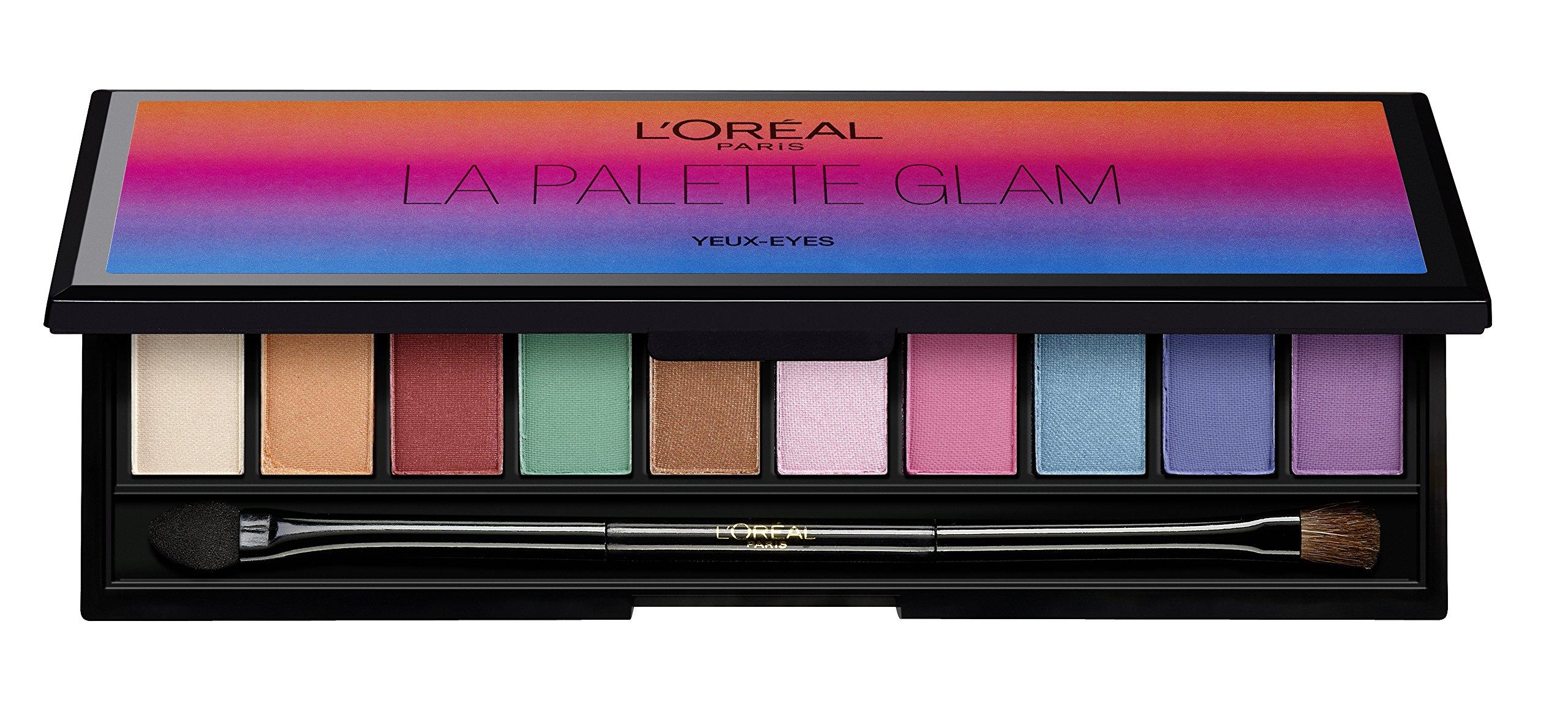 Product Review: LOreal Paris Color Riche LA Palette Nude