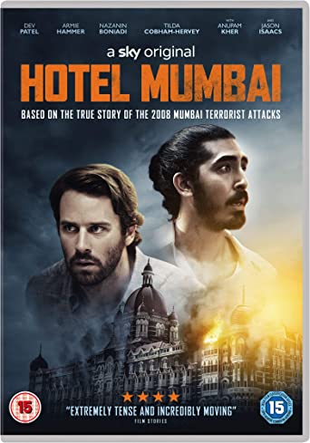 Hotel Mumbai Dvd 2019 Amazon Co Uk Dvd Blu Ray