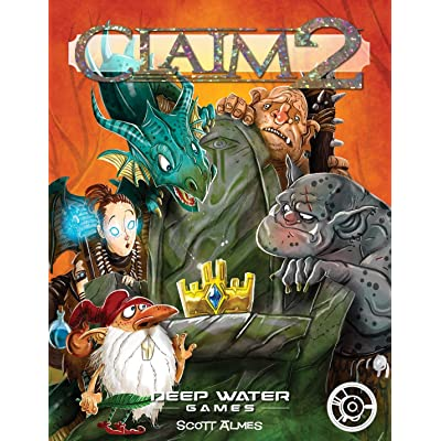 Deep Water Games Claim 2: Toys & Games