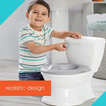 Summer My Size Potty Train and Transition (White)