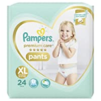 Pampers Premium Care Pants Diapers, X-Large, 24 Count