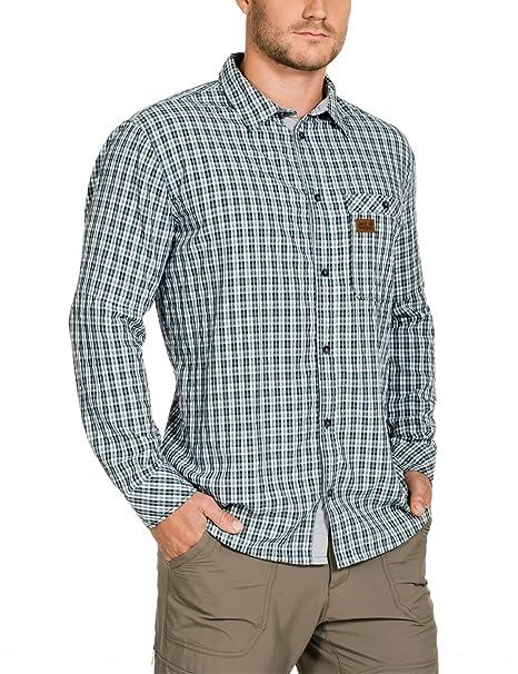 Jack Wolfskin Men's Dixon Men's T Shirt: Amazon.co.uk: Clothing