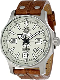 Vostok-Europe Mens 2432/5955192 Russian Movement Watch