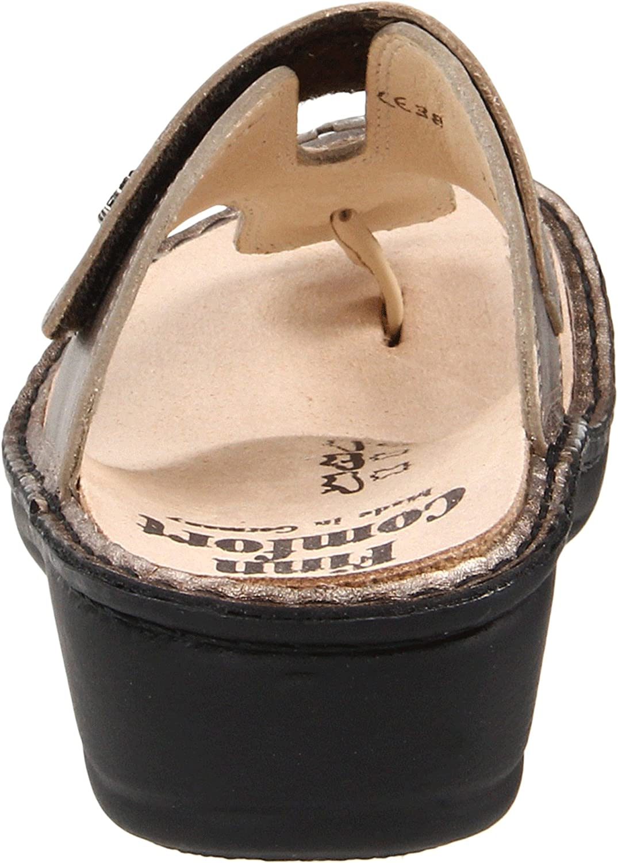Finn Comfort Women's Phuket EU 2533 Sandal B005IHA9C4 35 EU Phuket (4.5-5) M US|Espresso Corten d75aa8