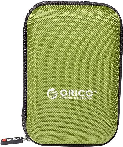 ORICO Funda Disco Duro Externo para HDD/SSD 2.5 Pulgadas,Cables ...