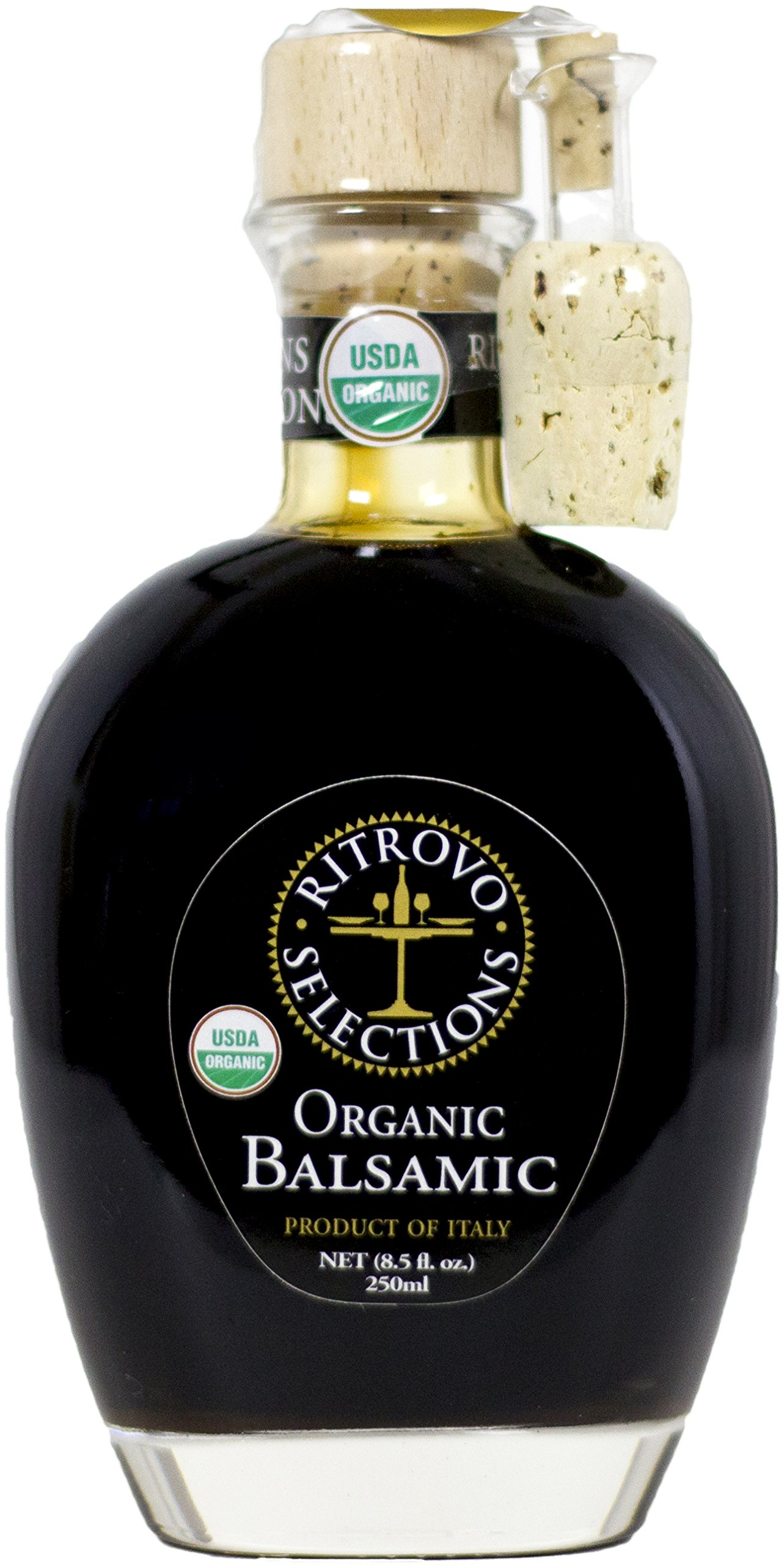 Ritrovo Selections Organic Balsamic - 8.5 fl. oz.