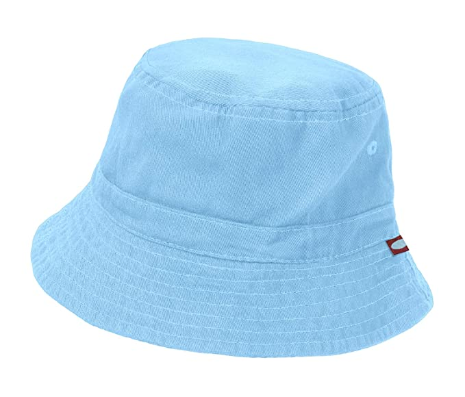 4b1028b5a41 City Threads Unisex Baby Solid Wharf Hat Bucket Hat for Sun Protection SPF Beach  Summer -