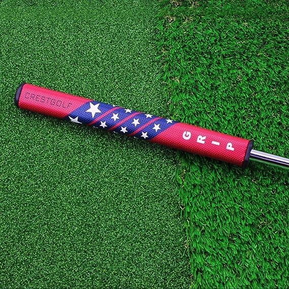 2017 nueva palos de golf grip 2.0 Golf Putter agarre PU Golf agarre de Golf agarre antideslizante 1 pieza