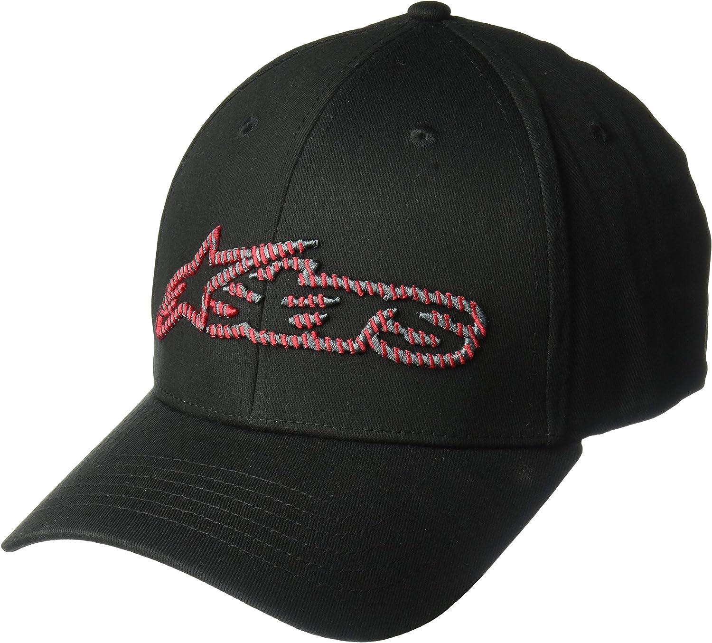 Alpinestar Blaze Fader Hat - Gorra Flexfit Visera Curva Logo ...