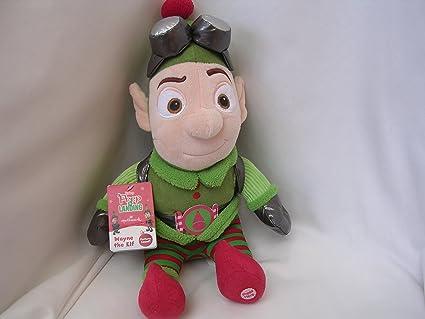 Amazon Com Wayne The Elf Prep Landing Christmas Plush Toy 15
