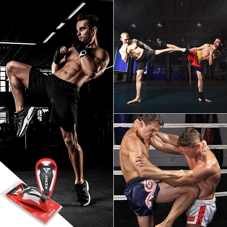 RDX Boxeo MMA Coquilla De Proteccion Protector Ingle Suspensorios Artes Marciales